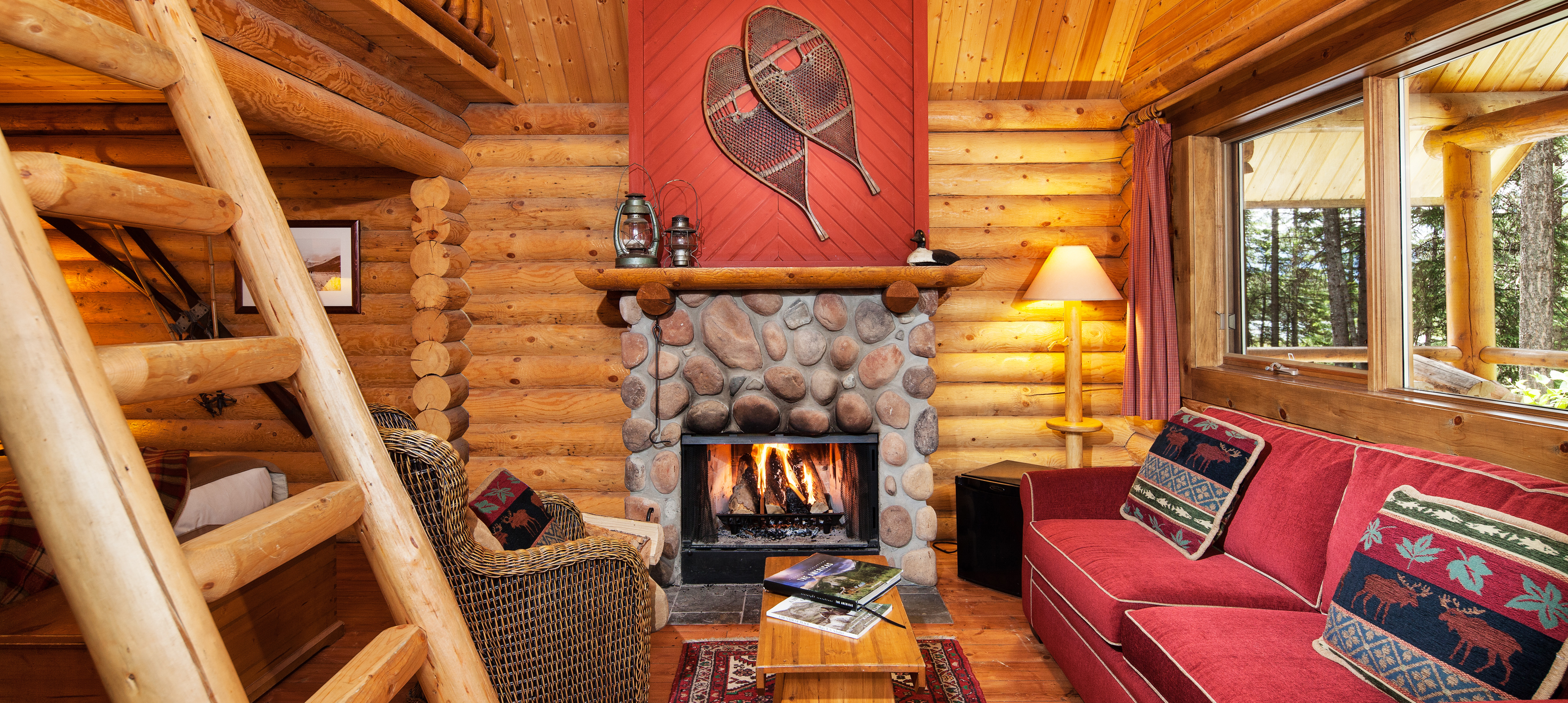 Premier Cabin W Loft Luxury Log Cabins Amp Accommodation